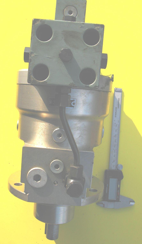 Hydrogenerátor typ PPAR ,Motor 380V1,5kw